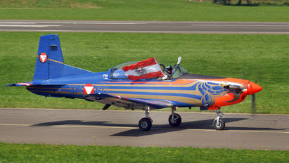 3H-FC - Austria - Air Force Pilatus PC-7 I & II