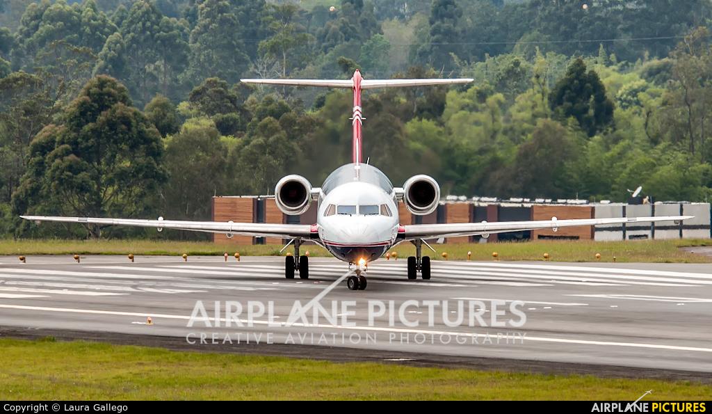 Air Panama HP-1896PST aircraft at Medellin - Jose Maria Cordova Intl