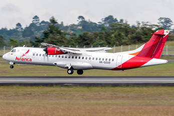 HK-5039 - Avianca ATR 72 (all models)