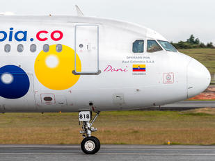 HK-4818 - Viva Colombia Airbus A320