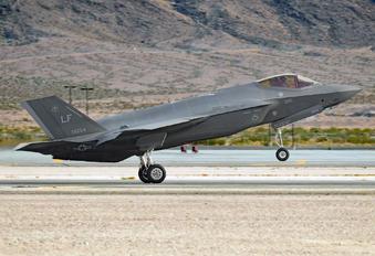 12-5054 - USA - Air Force Lockheed Martin F-35A Lightning II