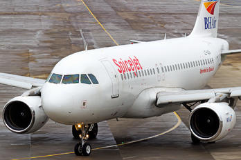 LZ-AOA - SpiceJet Airbus A319