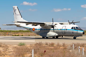 T.19A-01 - Spain - Air Force Casa CN-235M