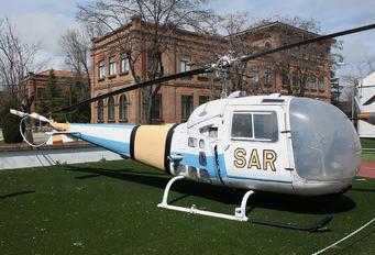 HD.11-1 - Spain - Coast Guard Agusta / Agusta-Bell AB 47