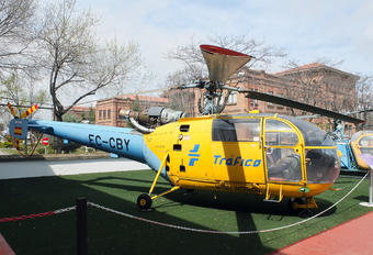 EC-CBY - Spain - Government Aerospatiale SA-319B Alouette III