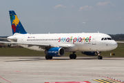 SP-HAH - Small Planet Airlines Airbus A320 aircraft