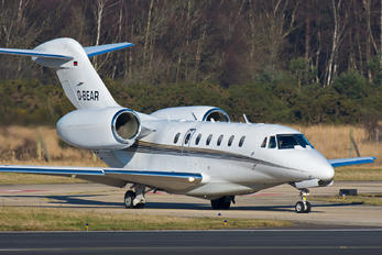 D-BEAR - Private Cessna 750 Citation X