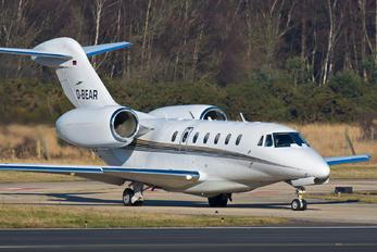 D-BEAR - Private Cessna 750 Citation X