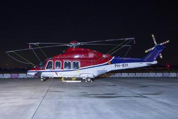 PH-IEH - CHC Netherlands Agusta Westland AW139