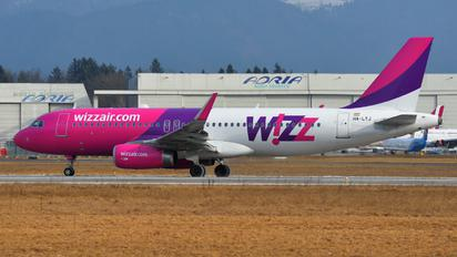 HA-LYJ - Wizz Air Airbus A320