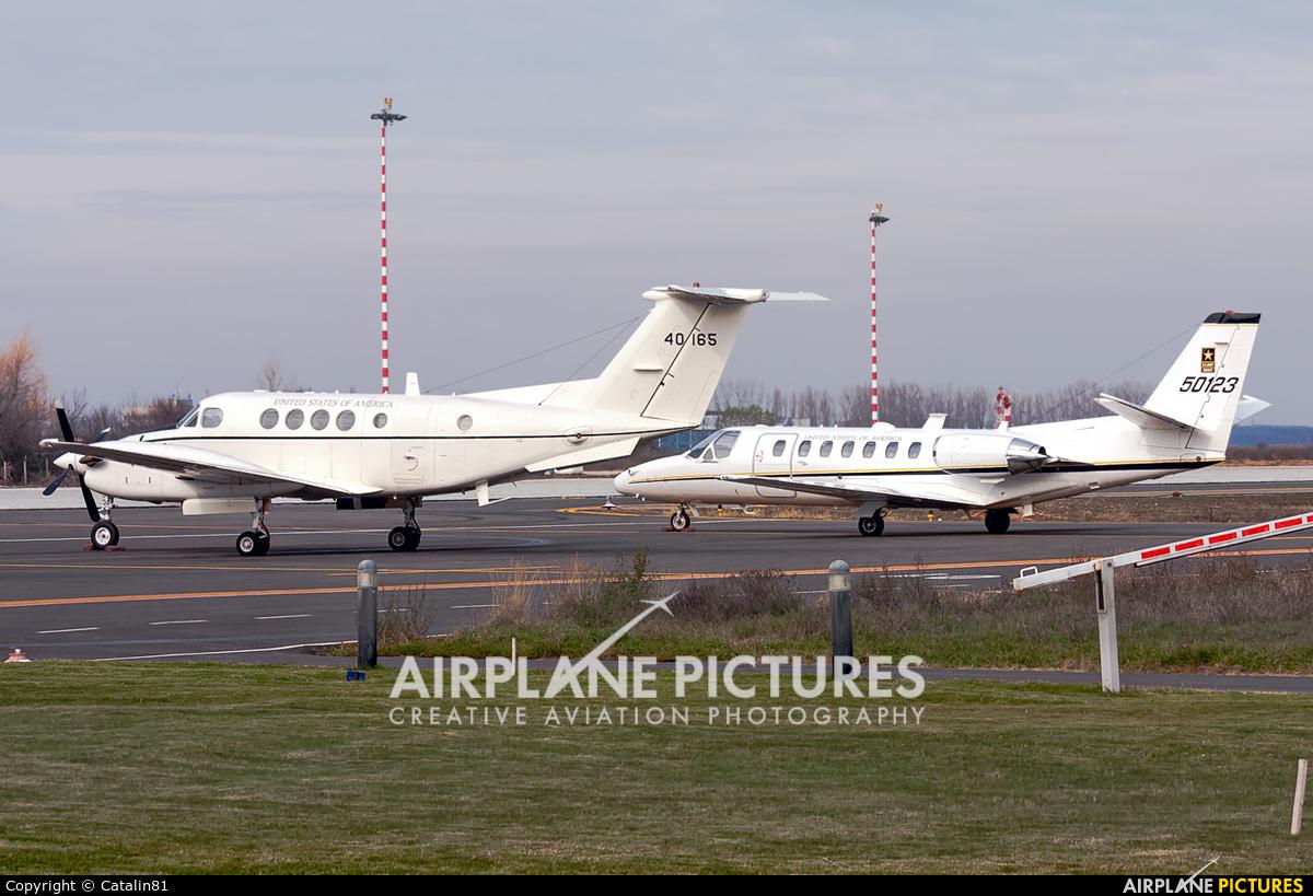 USA - Army 840165 aircraft at Craiova