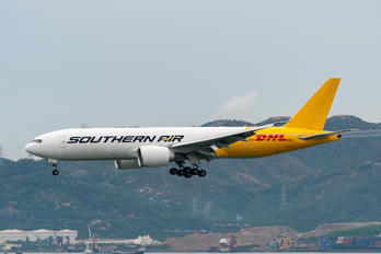 N777SA - Southern International Boeing 777F