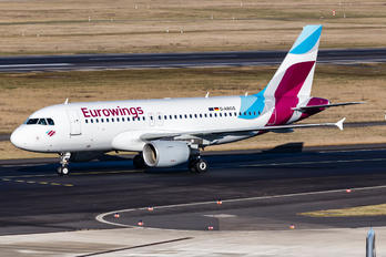 D-ABGS - Eurowings Airbus A319