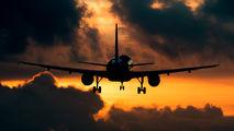 G-EZDW - easyJet Airbus A319 aircraft