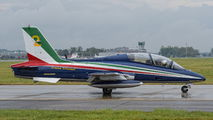 "MM54055 - Italy - Air Force ""Frecce Tricolori"" Aermacchi MB-339-A/PAN aircraft"