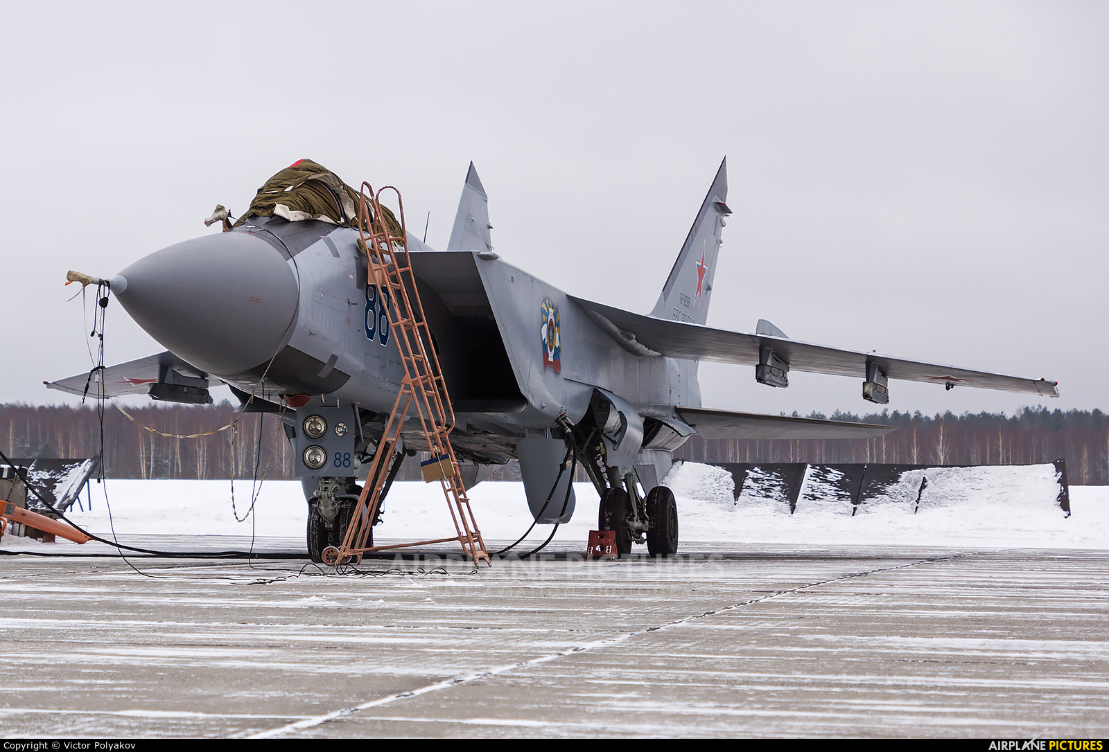 Russia - Air Force RF-92366 aircraft at Off Airport - Russia