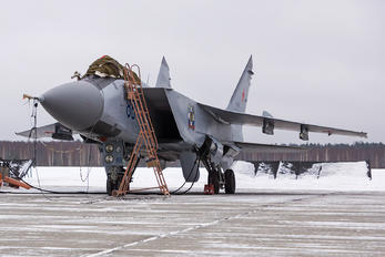 RF-92366 - Russia - Air Force Mikoyan-Gurevich MiG-31 (all models)