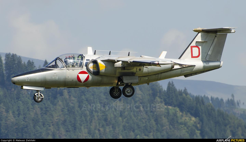Austria - Air Force RD-24 aircraft at Zeltweg