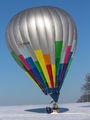 D-OLME - Private Hot Air Balloon Unknown type aircraft