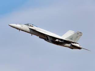166860 - USA - Navy Boeing F/A-18E Super Hornet