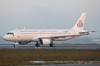 D-ABHE - JC International Airlines Airbus A320
