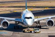 B-LRJ - Cathay Pacific Airbus A350-900 aircraft