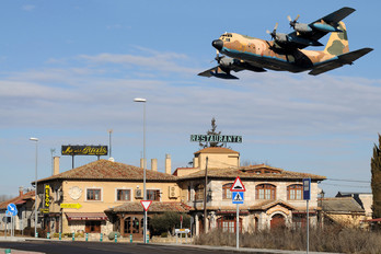 TK.10-06 - Spain - Air Force Lockheed KC-130H Hercules