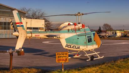9A-HBC - Croatia - Police Agusta / Agusta-Bell AB 206A & B