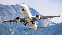 40-AOB - Montenegro Airlines Embraer ERJ-195 (190-200) aircraft