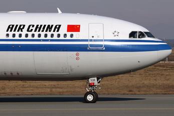 B-6536 - Air China Airbus A330-200