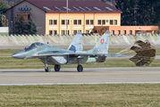 6124 - Slovakia -  Air Force Mikoyan-Gurevich MiG-29AS aircraft