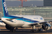 JA790A - ANA - All Nippon Airways Boeing 777-300ER aircraft