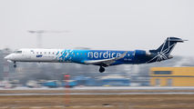 ES-ACC - Nordica Canadair CL-600 CRJ-900 aircraft