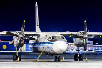 RA-26142 - Pskovavia Antonov An-26 (all models)
