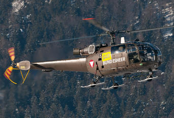 3E-KZ - Austria - Air Force Aerospatiale SA-319B Alouette III