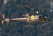3E-KZ - Austria - Air Force Aerospatiale SA-319B Alouette III aircraft