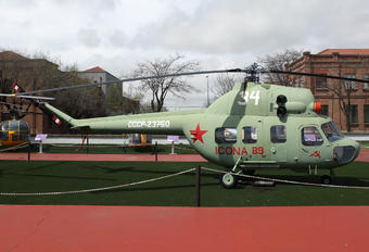 CCCP-23760 - Spain - Government Mil Mi-2