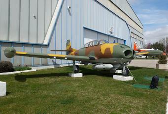 A.10C-91 - Spain - Air Force Hispano Aviación HA-200D Saeta