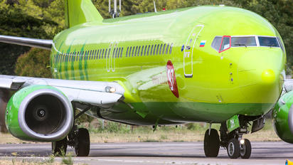 VP-BDH - S7 Airlines Boeing 737-800