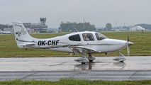 OK-CHF - Private Cirrus SR-22 -GTS aircraft