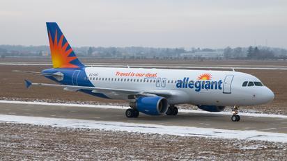EC-LVC - Allegiant Air Airbus A320