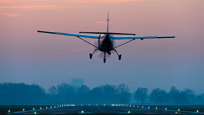 PH-SWP - Private Cessna 208 Caravan