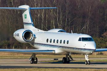 HZ-ARK - Private Gulfstream Aerospace G-V, G-V-SP, G500, G550
