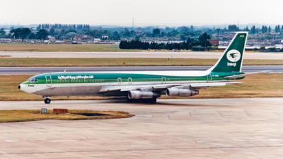 YI-AGG - Iraqi Airways Boeing 707-300