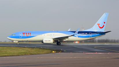 G-TAWM - TUI Airways Boeing 737-800