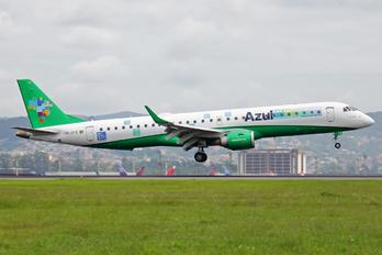 PR-AYX - Azul Linhas Aéreas Embraer ERJ-195 (190-200)