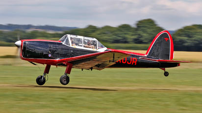 G-AOJR - Private de Havilland Canada DHC-1 Chipmunk