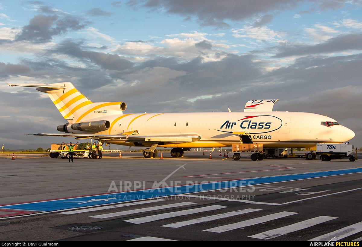 Air Class Cargo CX-CLB aircraft at Curitiba -  Afonso Pena
