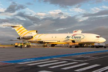 CX-CLB - Air Class Cargo Boeing 727-200F (Adv)