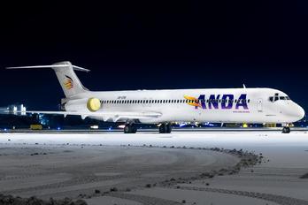 UR-CPB - Anda Air McDonnell Douglas MD-83